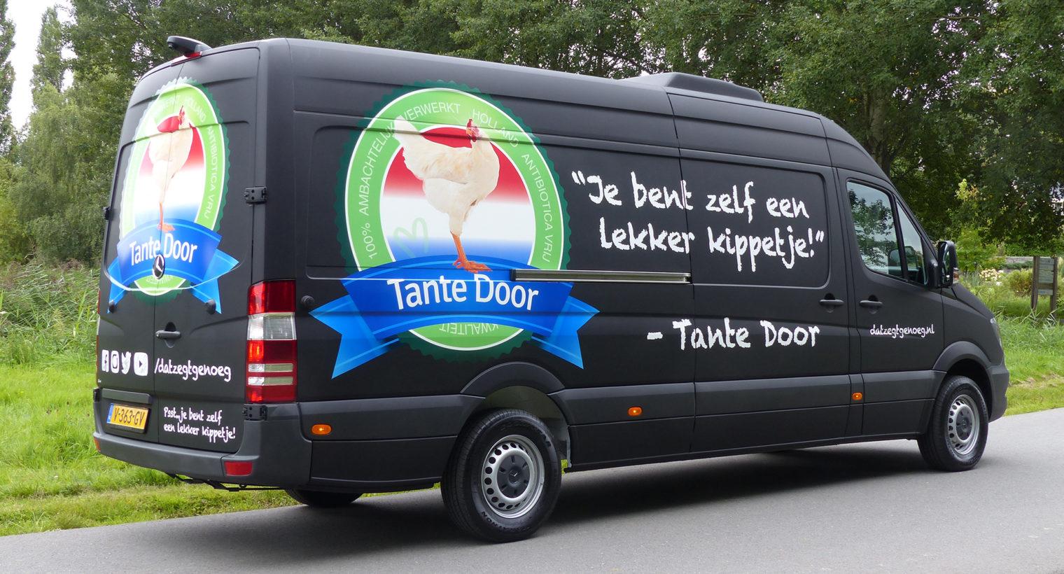 Tante Door bus